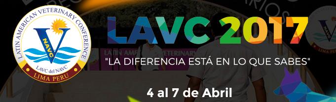 4 – 7 Abril LAVC Lima, Peru